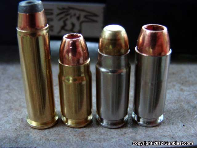 The 9x25mm Dillon Cartridge