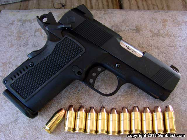 American Tactical Imports 45 Acp Lightweight Fatboy Semi Automatic