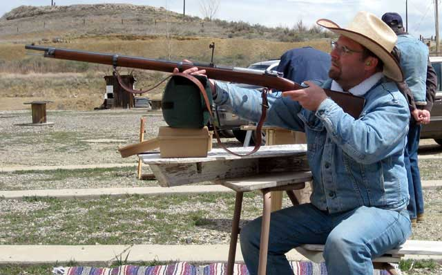 Friends of billy dixon ultra long range shooting facility fobdsf