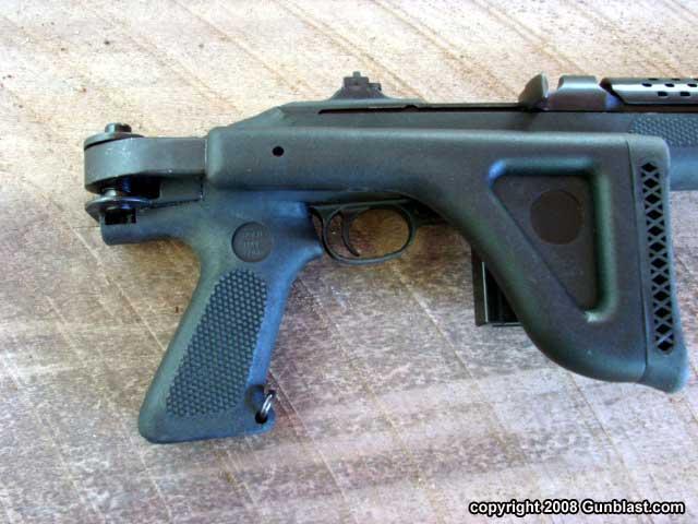 Auto Ordnance AOM160 Folding Stock  30 Caliber M1 Carbine