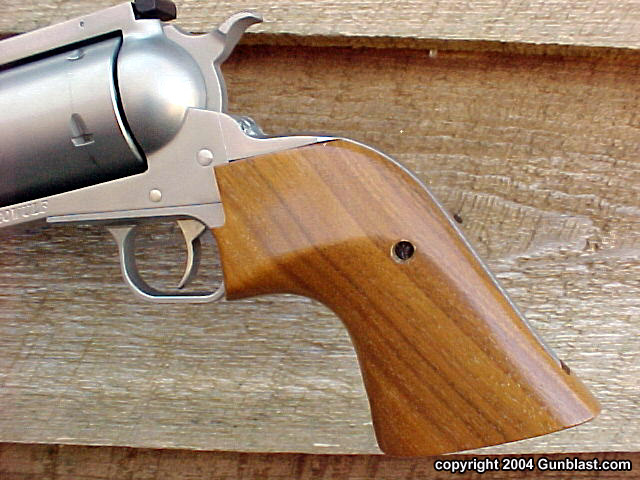 Magnum Research Bfr 475 Linebaugh 480 Ruger Revolver With New