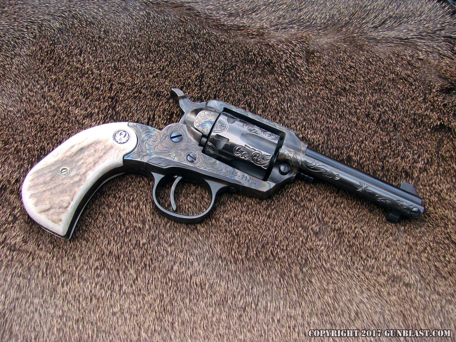 Limited Edition Ruger Bearcat Shopkeeper Sixguns from Tyler Gun Works