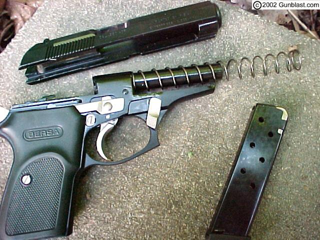 Bersa's Thunder  380 Auto Pistol