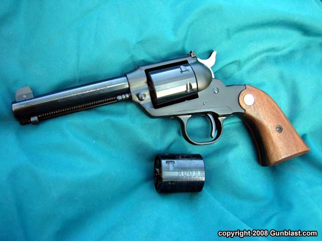 Bowen Classic Arms Custom Ruger Bearcat with Sack Peterson
