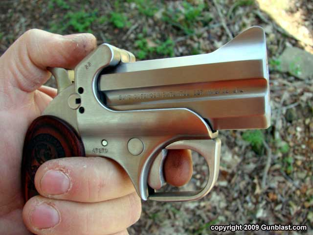 Bond Arms  45 Colt/  410 Shotshell Snake Slayer: The