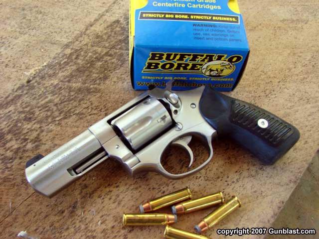 357 magnum ammo. SP101 .357 Magnum Revolver