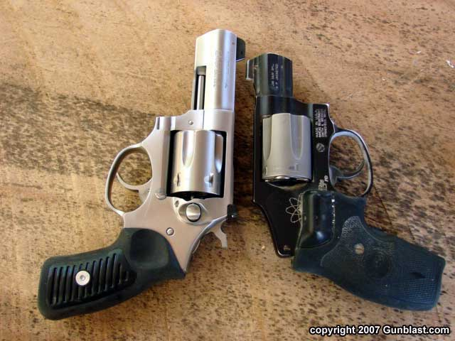 Bowen Classic Arms Perfects the Ruger SP101  357 Magnum Revolver