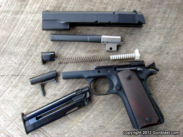 Browning 1911 22 a1 semi automatic 22 long rifle pistol ccuart Gallery