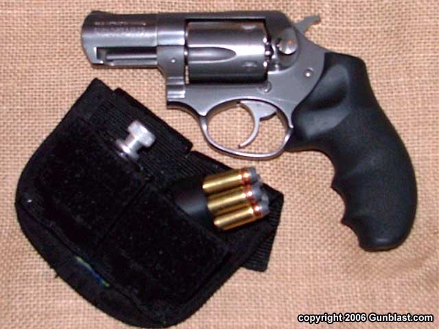 ruger sp101 representation