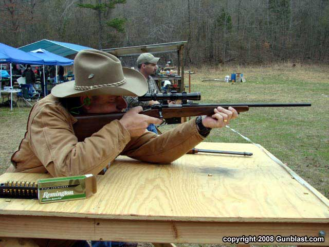 CZ 527 Bolt Action Rifle Chambered for the  221 Fireball