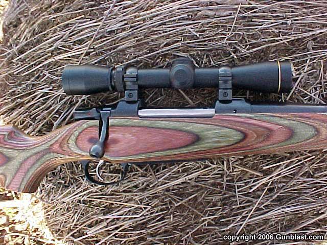 CZ 550 American Safari Magnum Bolt-Action Rifle