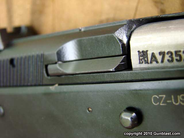 CZ 75 9mm Semi-Auto Pistol: A Modern Legend