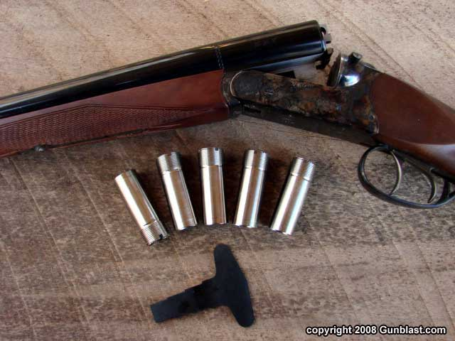 CZ Bobwhite 20 Gauge Double Barrel Shotgun