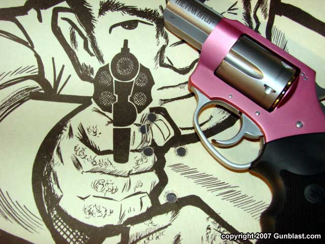 pink 38 special