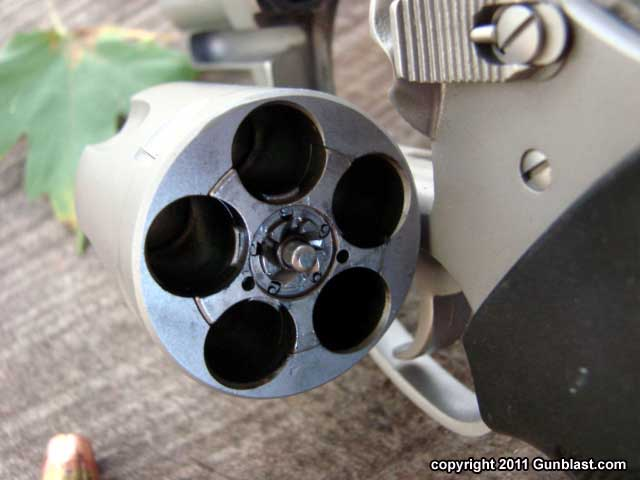 Charter Arms Pit Bull Rimless Double-Action Revolver in 40 S&W