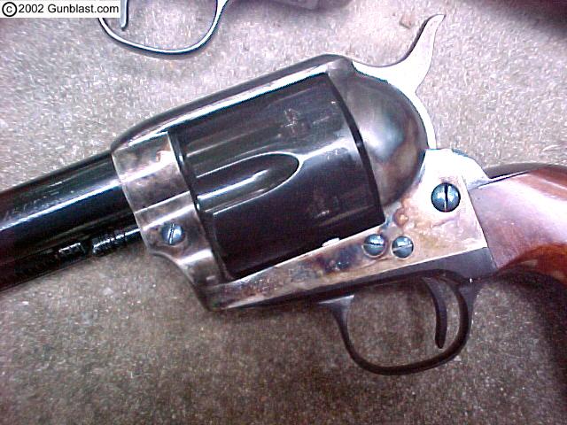 Cimarron Model P Revolvers