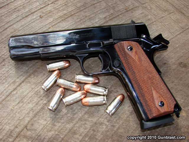 Gun Review Springfield 1911A1 MilSpec  The Truth About