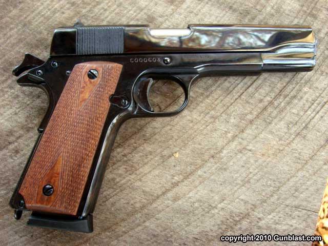 Cimarron 1911-A1 45 ACP Semi-Auto Pistol