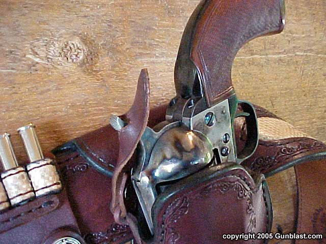 Cimarron Firearms and Mernickle Holsters