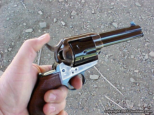 Cimarron's Thunderer & Lightning Sixguns