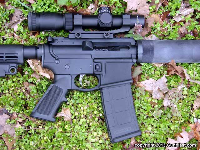 Colt Le6900 556x45mm Light Carbine With Coltleupold Vx R Firedot