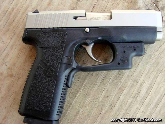Crimson Trace Laserguard Laser Sight for Kahr Pistols