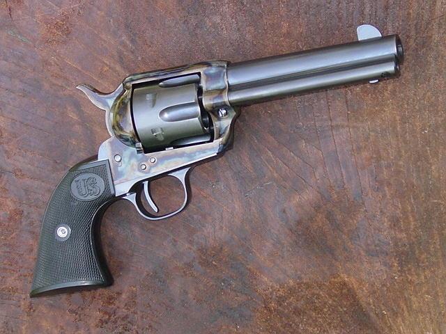 22 Hornet Revolver - Indians For Guns