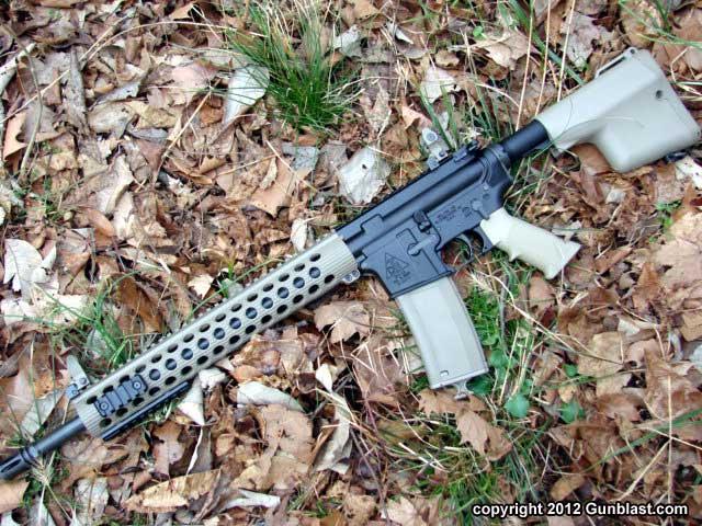 Del-Ton TRX 5 56x45mm AR-15 Style Semi-Automatic Rifle