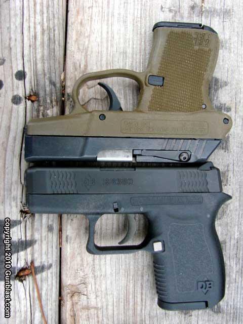 Diamondback Firearms DB380 Semi-Auto  380 ACP Pocket Pistol