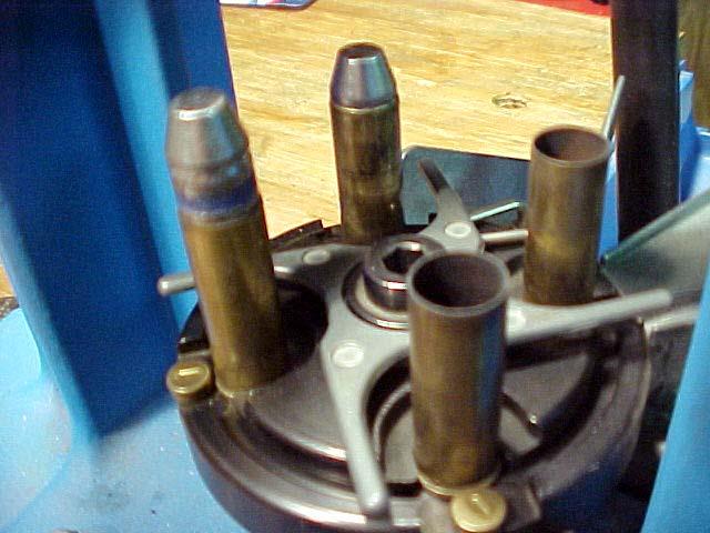 Dillon 550B: America's Loading Machine