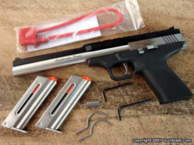 22 magnum semi automatic pistol http www gunblast com excel 22mag