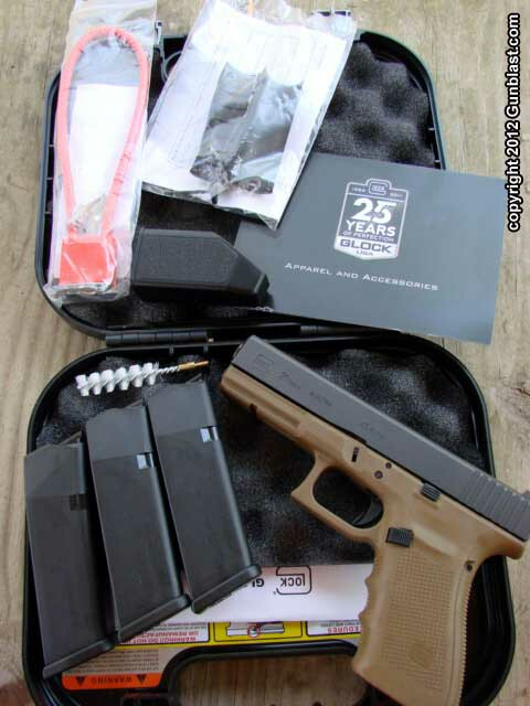 Flat Dark Earth Glocks, Available Exclusively from Lipsey's