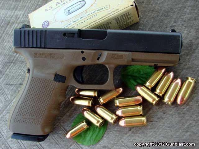 Glock Gen 4 FLAT DARK EARTH Frame (now available) - AR15 COM