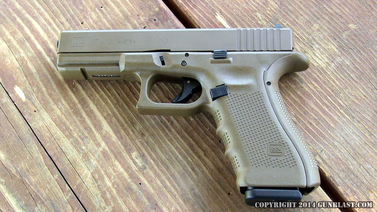 Flat Dark Earth Glocks, Available Exclusively from Lipsey\'s