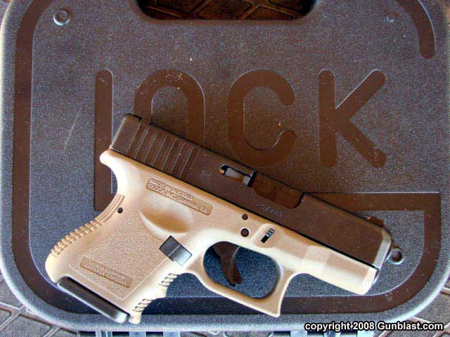 9mm pistol glock