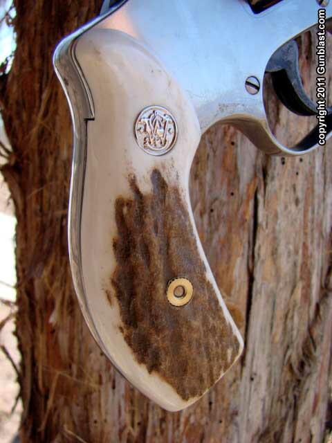 Grashorn S Gunworks American Elk Handgun Grips
