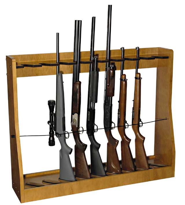 Independence From Gun Clutter