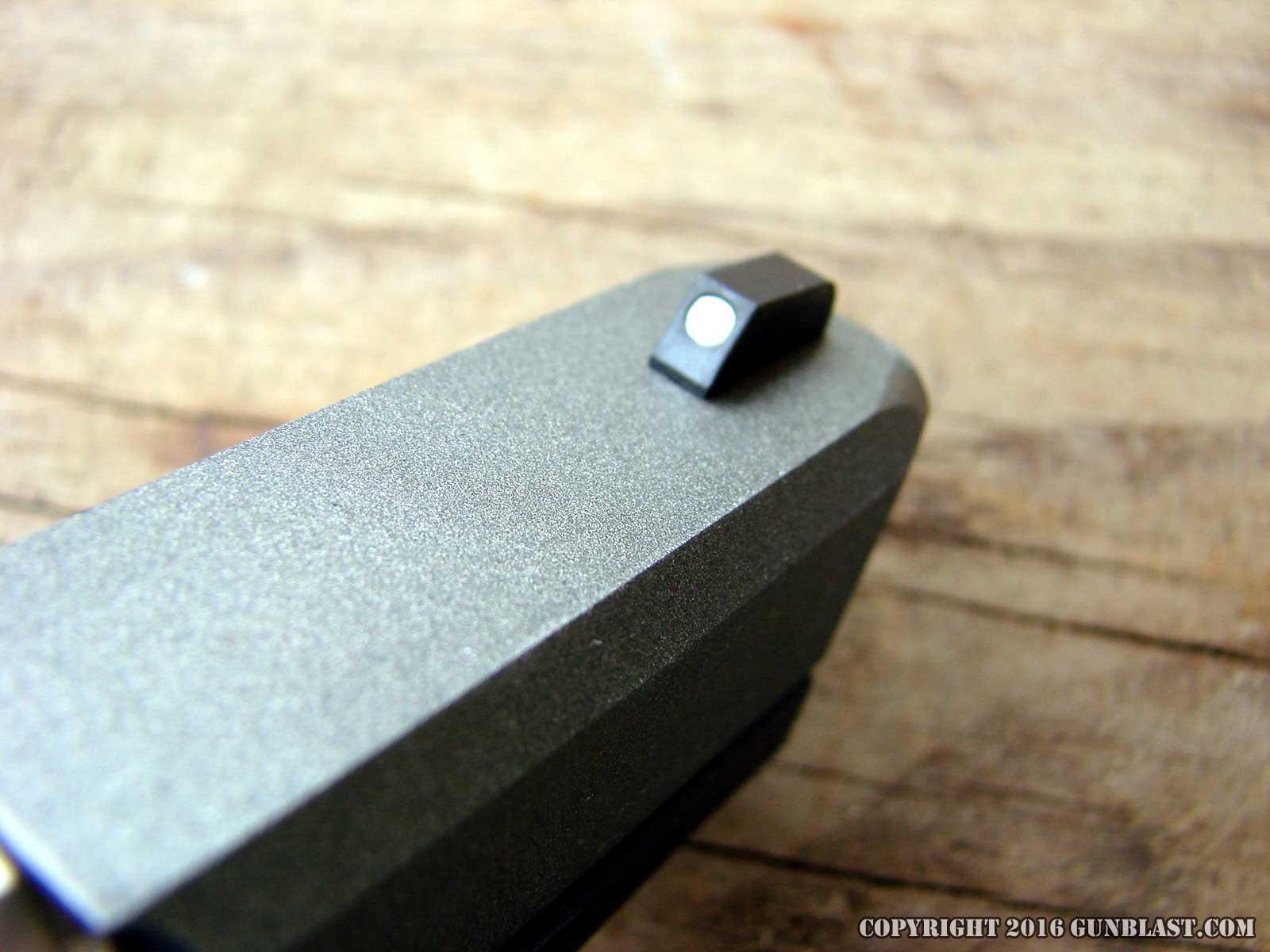Kahr PM9 & CT380 Tungsten Semi-Auto Pocket Pistols