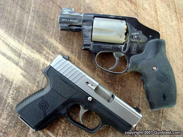 Kahr PM9 Lightweight Compact 9mm Auto Pistol