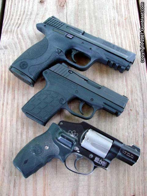 Kel-Tec's New Lightweight PF-9 9mm Auto Pistol