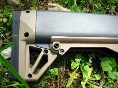 Kel-Tec KSG Bullpup Pump-Action 12 Gauge Fighting Shotgun  Ksg 12 Tan