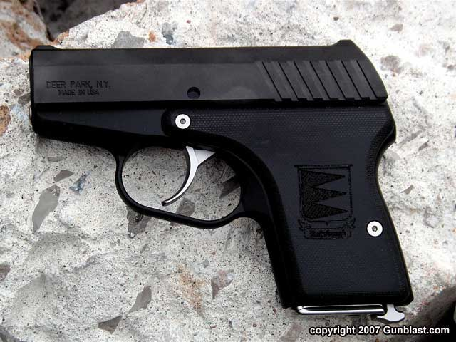BoBerg - Semi-Auto Handguns