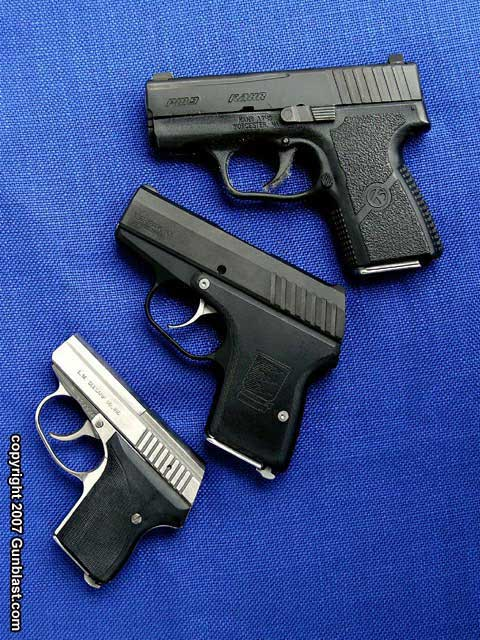 Rohrbaugh R9S Stealth Compact 9x19mm Pistol