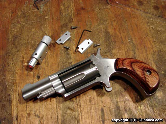 LaserLyte Laser Sight for the North American Arms Mini-Revolvers