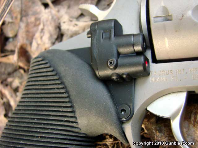 LaserLyte Side-Mount Laser Sights for Taurus and S&W Revolvers