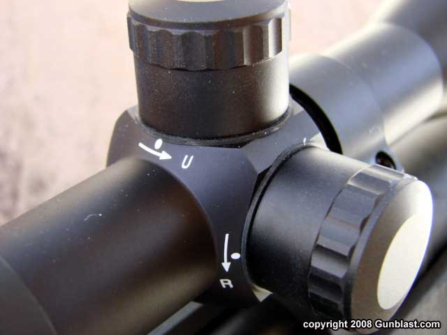 Leupold S New Mark 2 Series Tactical Rifle Scopes