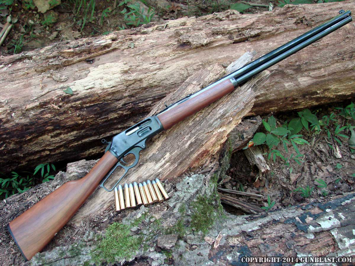 New Marlin Model 1895 Cowboy 45-70 Lever-Action Rifle