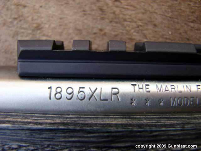 Marlin s New 1895 SBL 45 70