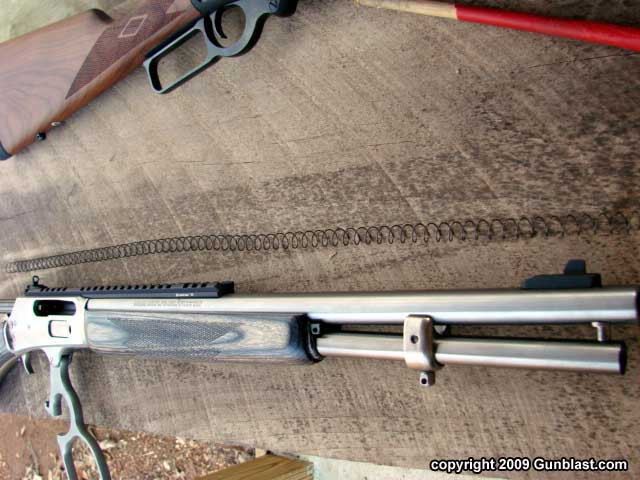 Marlin's New 1895 SBL  45-70 Lever Action Rifle