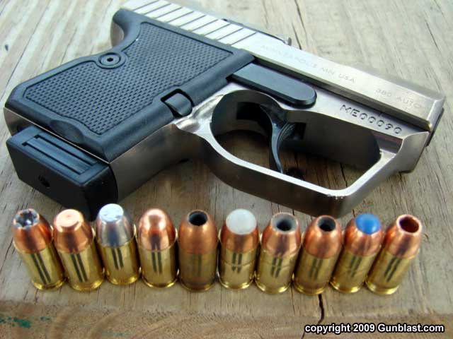 Magnum Research Micro Desert Eagle 380 Acp Pocket Pistol